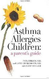 asthma allergies in child cover
