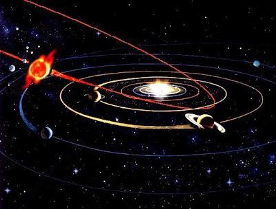 nuestro sistema solar. de nuestro sistema solar,