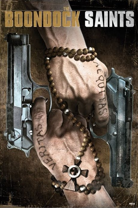 "who wants me to make tattoos. from movie called ""The Boondock Saints"""