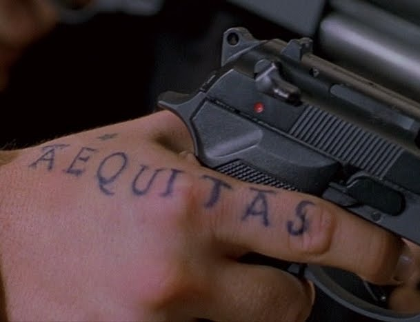 best veritas aequitas tattoos