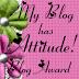 A Blog award!