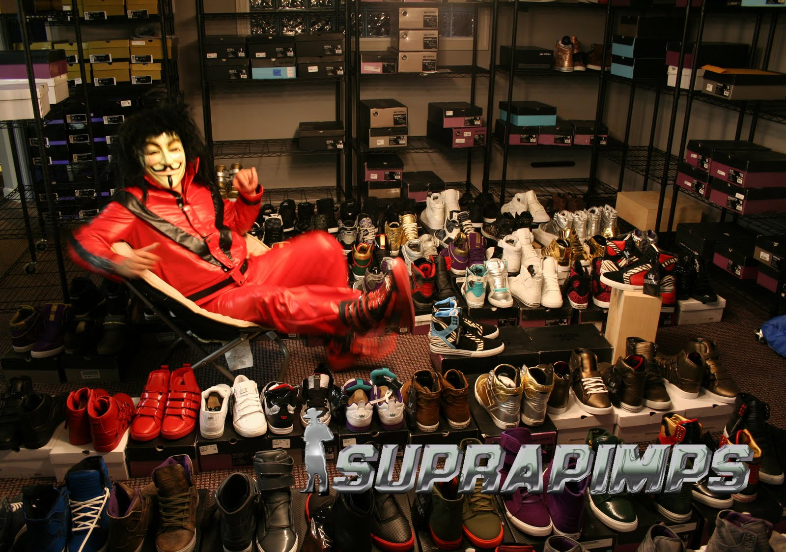 THIS IS THE SUPRAFOOTWEAR.ORG FORUM BLOG