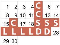 Calendari - Novembre'10
