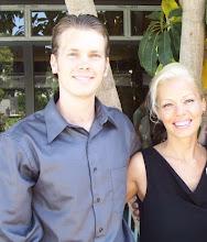 Sean and Kim Smith