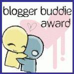 Blogger Buddie Award