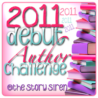Debut Authors Challenge 2011