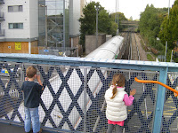 railway footbridge cosham hampshire