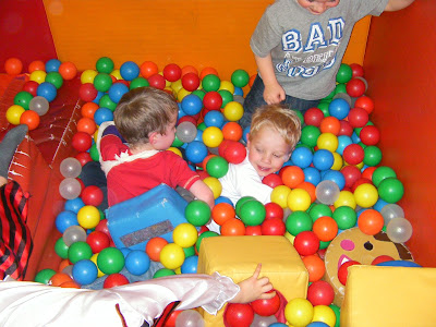 ball pit of doom
