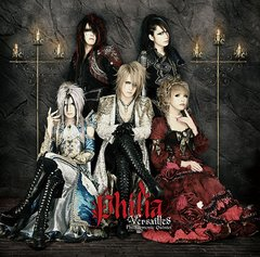 "Versailles ""Philia"" Single Update."
