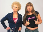 Two Foxy Ladies - Kath & Kim