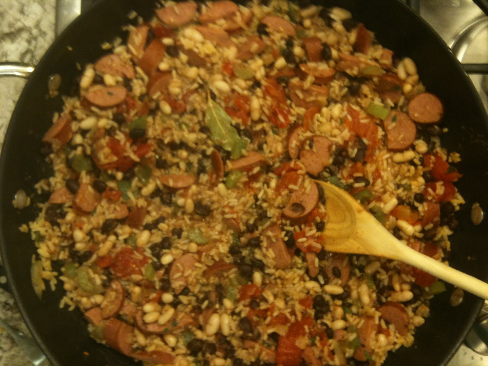 Cooking With Gries: The One-Pot Meal: Jambalaya