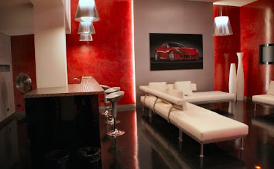 CORSI DI INTERIOR DESIGN: PAVIMENTI IN RESINA PER LOUNGE BAR