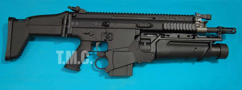 FN P90, FN Scar and FN F2000 Assault Rifle Series Made Belgian ...