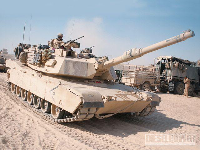 Which Modern Tank? M1_abrams_tank