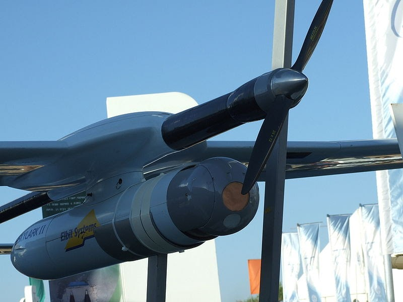 Skylark II UAV 6 Hour Mission High Technology By IAI MALAT Israelly ... Staffordshire Bull Terrier Uk Law