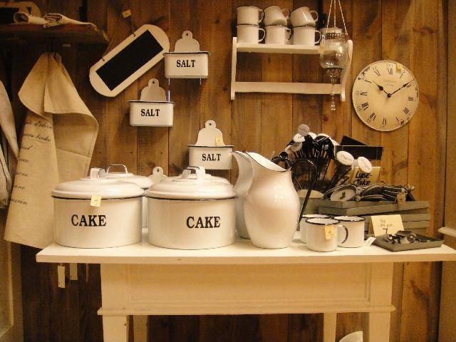 Kjokken Landlig Stil : Kjøkken Landlig Stil : ... var fransk-landlig ...