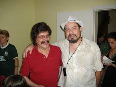 Con el Maestro Ramón Ayala