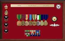 My Military Decorations