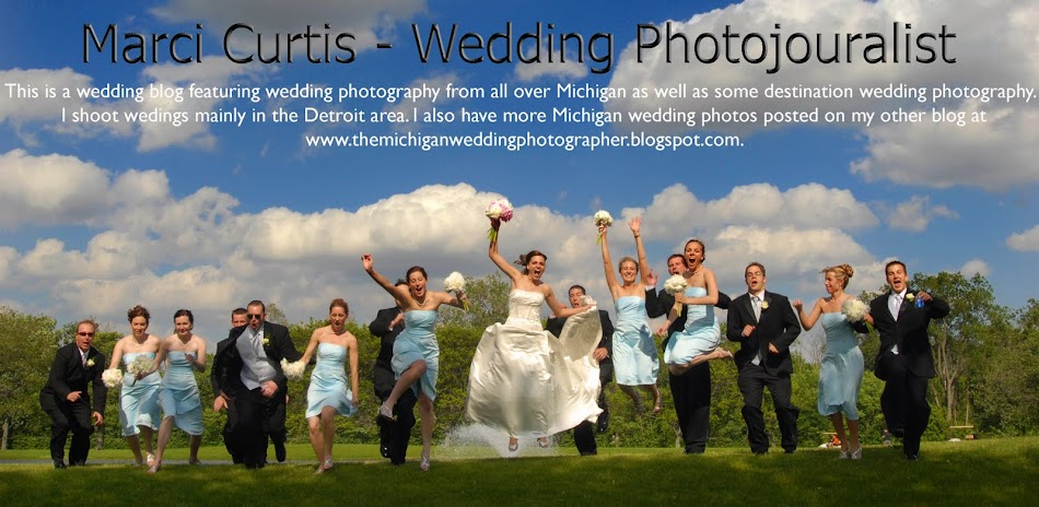 Marci Curtis - Wedding Photojournalist