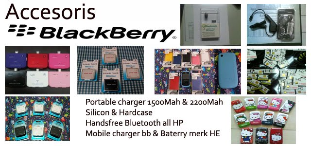 Accesoris Blackberry