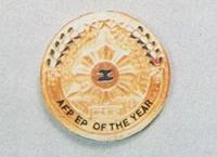 Enlisted Personel of the Year Badge