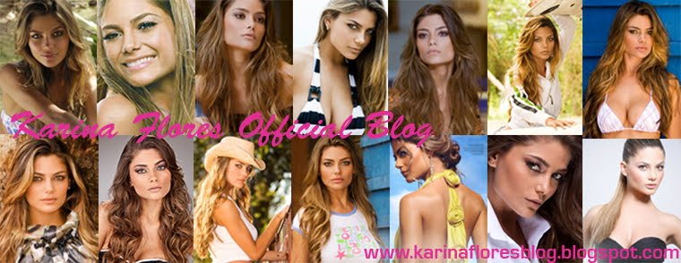 Karina Flores Official Blog