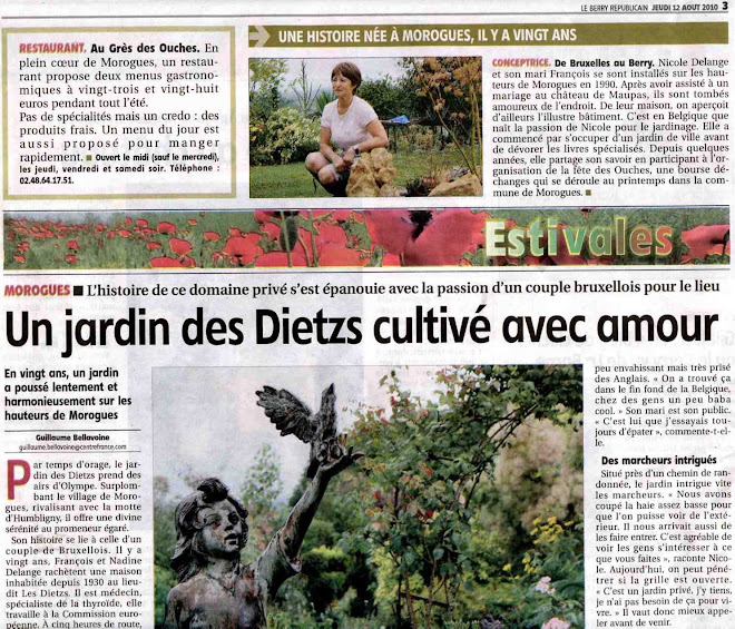 Article dans le Berry rpublicain