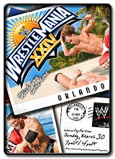 Wrestlemania XXIV   169  2008 World Wrestling Entertainment  Inc  All    Wrestlemania 24 Poster