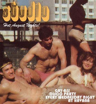 STUDIO! Tonight @ Havana Hot Bodies & Disco Fever