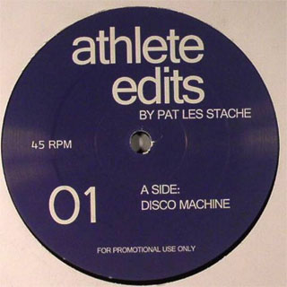 ATHLETE EDITS VOL.01 - NOW AVAILABLE