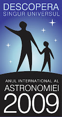 2009 anul international al astronomiei