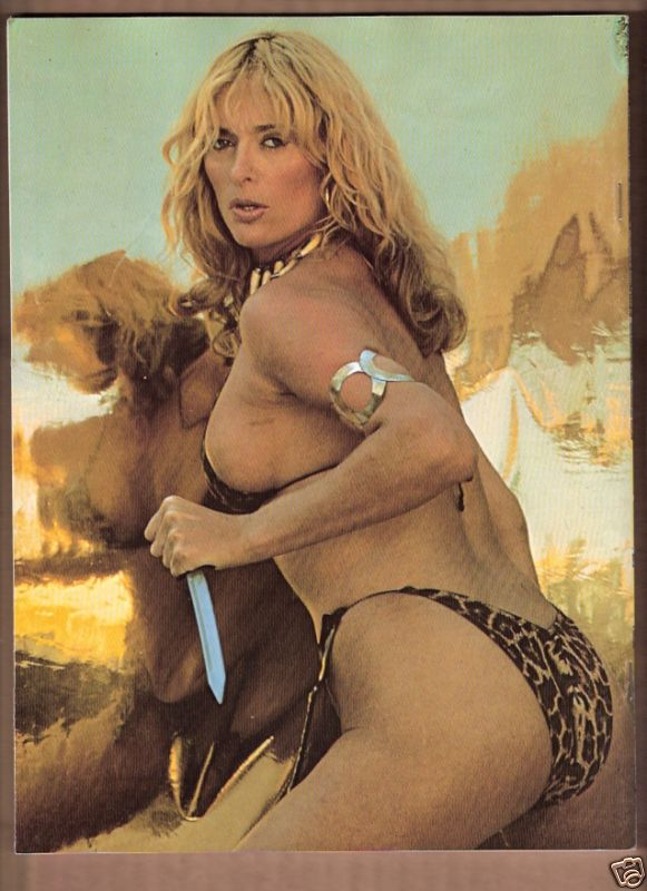 ... the role in Sheena: Queen of the Jungle instead of Tanya Roberts?