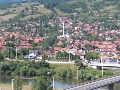 moj rodni grad-pogled na moje selce