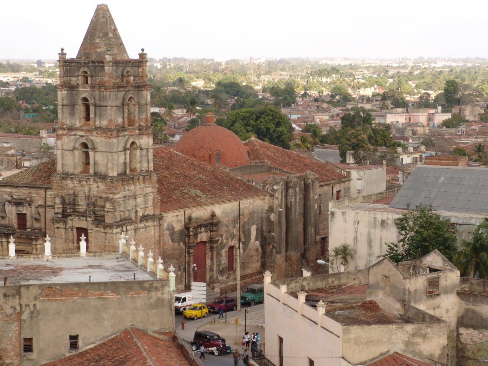 Camagüey, Patrimonio Cultural de la Humanidad.