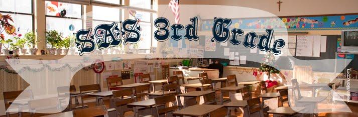 SAS Third Grade