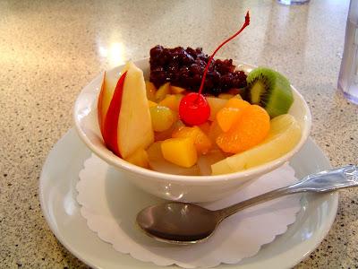 Anmitsu - Japanese Dessert