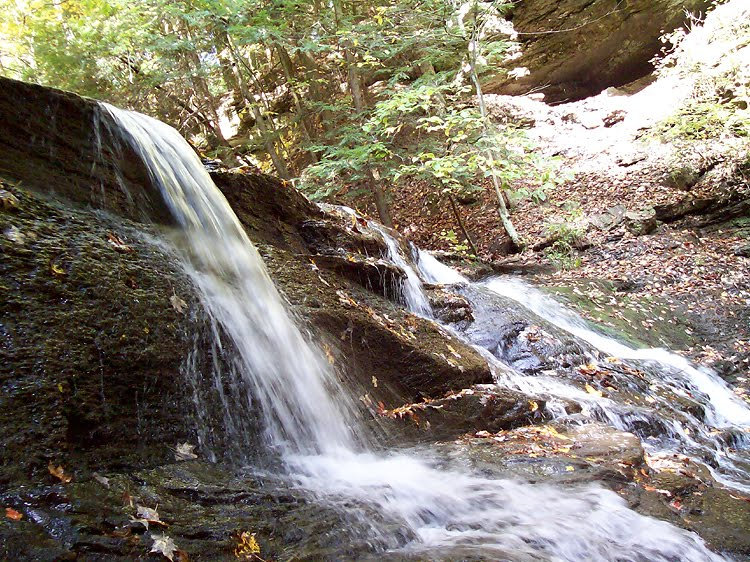 McConnells Mill - Hell's Hollow Falls