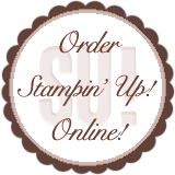 ORDER Stampin Up' ONLINE 24/7 Here!