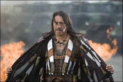 Tarantino & Robert Rodriguez Grindhouse-machete