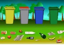 Juego del reciclaje