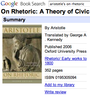 Google Books add to my library link