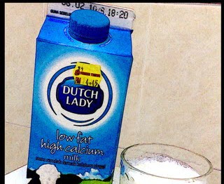Dutch lady, my love!