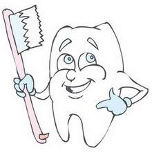 Sakipp gigi.... :(