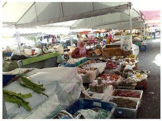 Pasar Buah-Buahan - KB