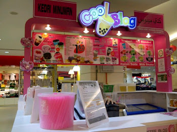 Manggo Double Pearl dr kiosk COOL BLOG!