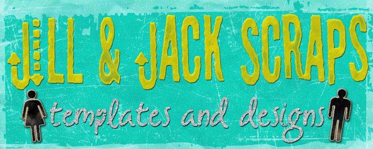 Jill & Jack Scraps: Templates & Designs