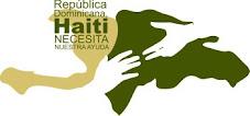 AYUDEMOS A HAITI