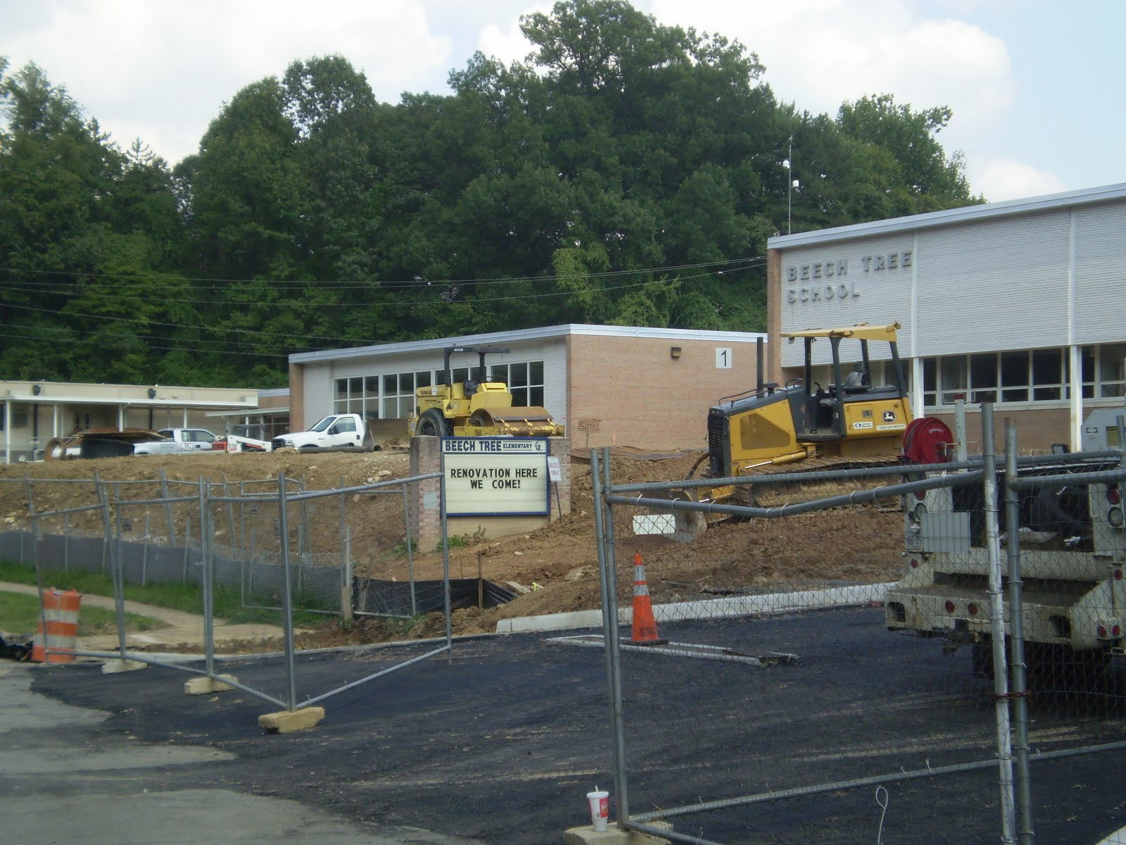 The annandale blog expansion under way at beech tree for Phillips mercedes benz virginia beach