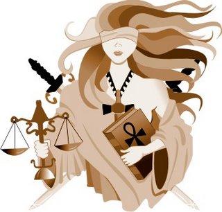 ANTES DO DIREITO, A JUSTIÇA