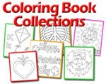 Recommended Coloring Books